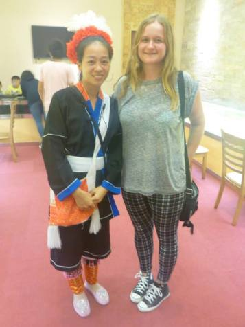 Traditional Yao Dress